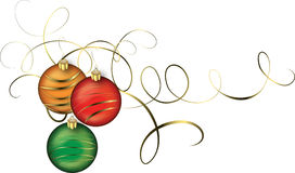 Print For Christmas Decorations Stock Illustration.