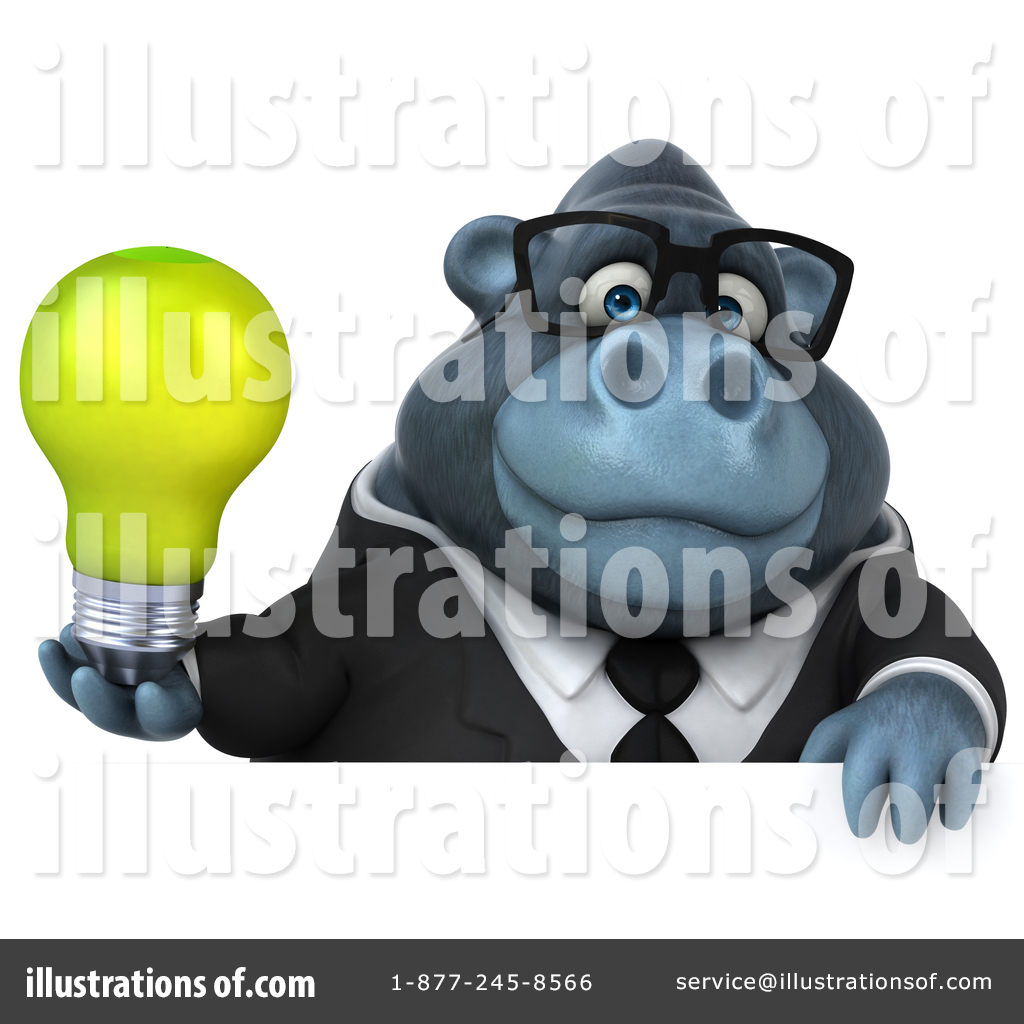Gorilla Clipart #1630629.