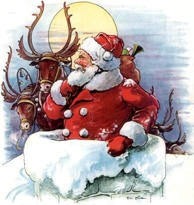 Gratis Julbilder, clipart bilder med tema Jul. God jul :).