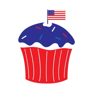 4th Of July Christian Clipart.