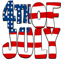 Free Independence Day Clipart.