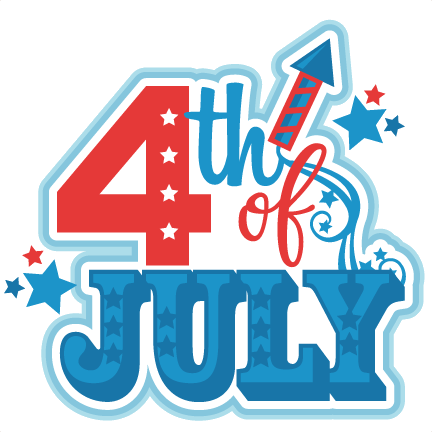 4th Of July Fourth Th Clip Art Free Transparent Png.