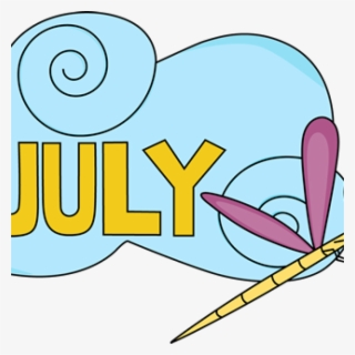 Free Free July Clip Art with No Background.
