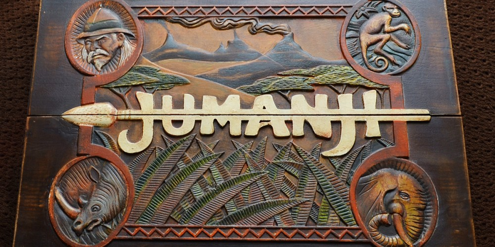 Jumanji 2: New Plot Details Reveal Video Game Focus.