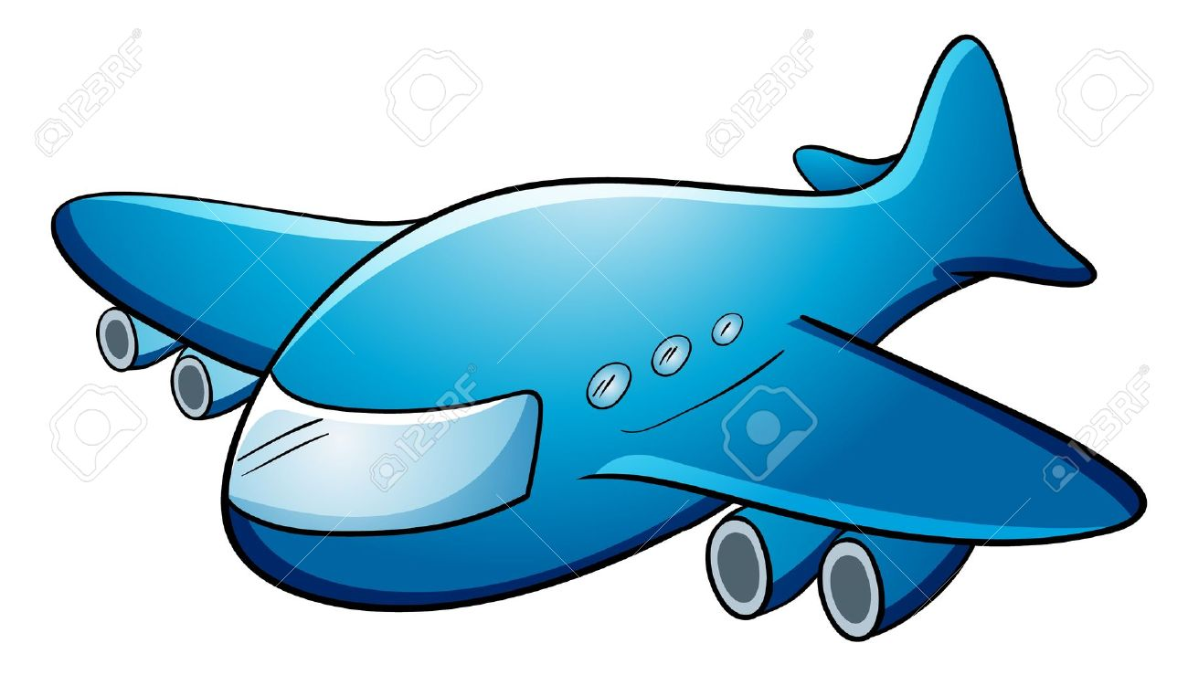 Illustration Of A Jumbo Jet Royalty Free Cliparts, Vectors, And.