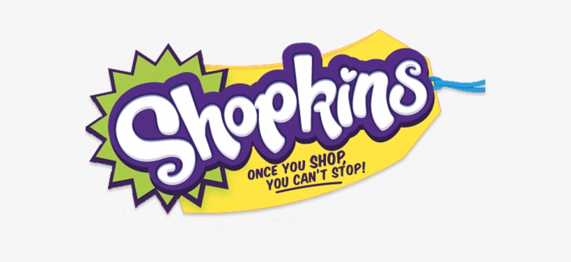 Free Shopkins Logo Clipart.