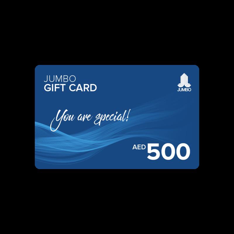 Buy Jumbo Online Gift Card, 500 online.