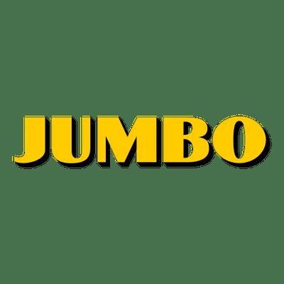 Jumbo Logo transparent PNG.