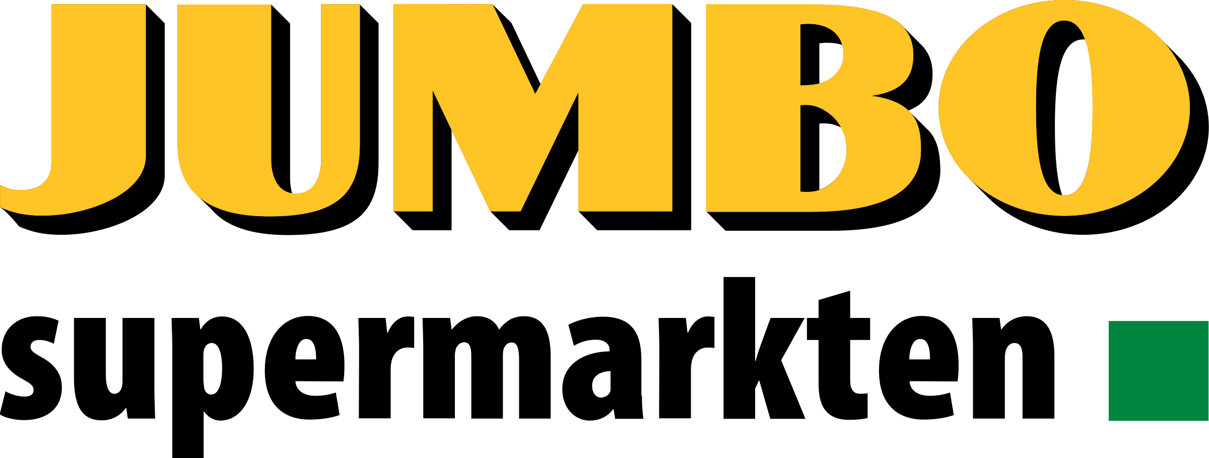 Jumbo Supermarket Logo PNG Transparent & SVG Vector.