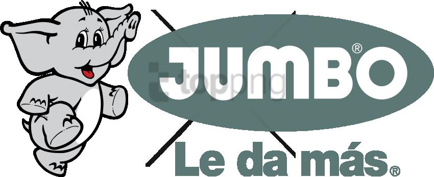 jumbo logo png transparent.