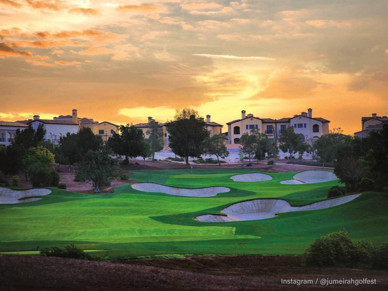 Jumeirah Golf Estates.