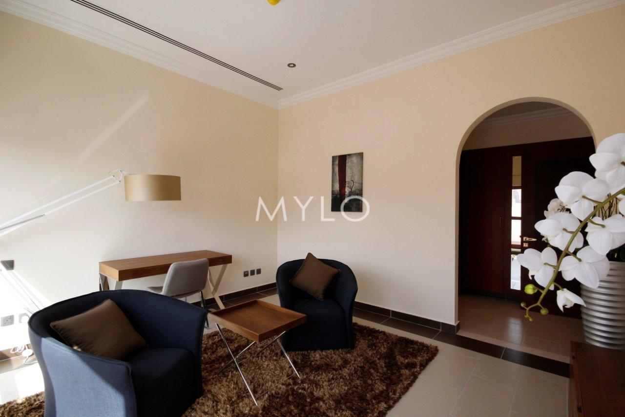 Bed Villa For Sale In Jumeirah Golf Estates Dubai Within Elegant.