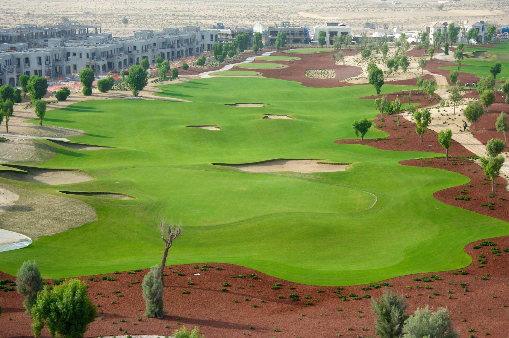 Jumeirah Golf Estates, Dubai.