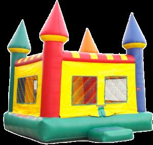 Jump House Clipart.