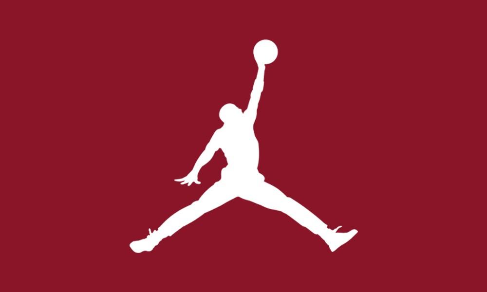 The Air Jordan Jumpman.