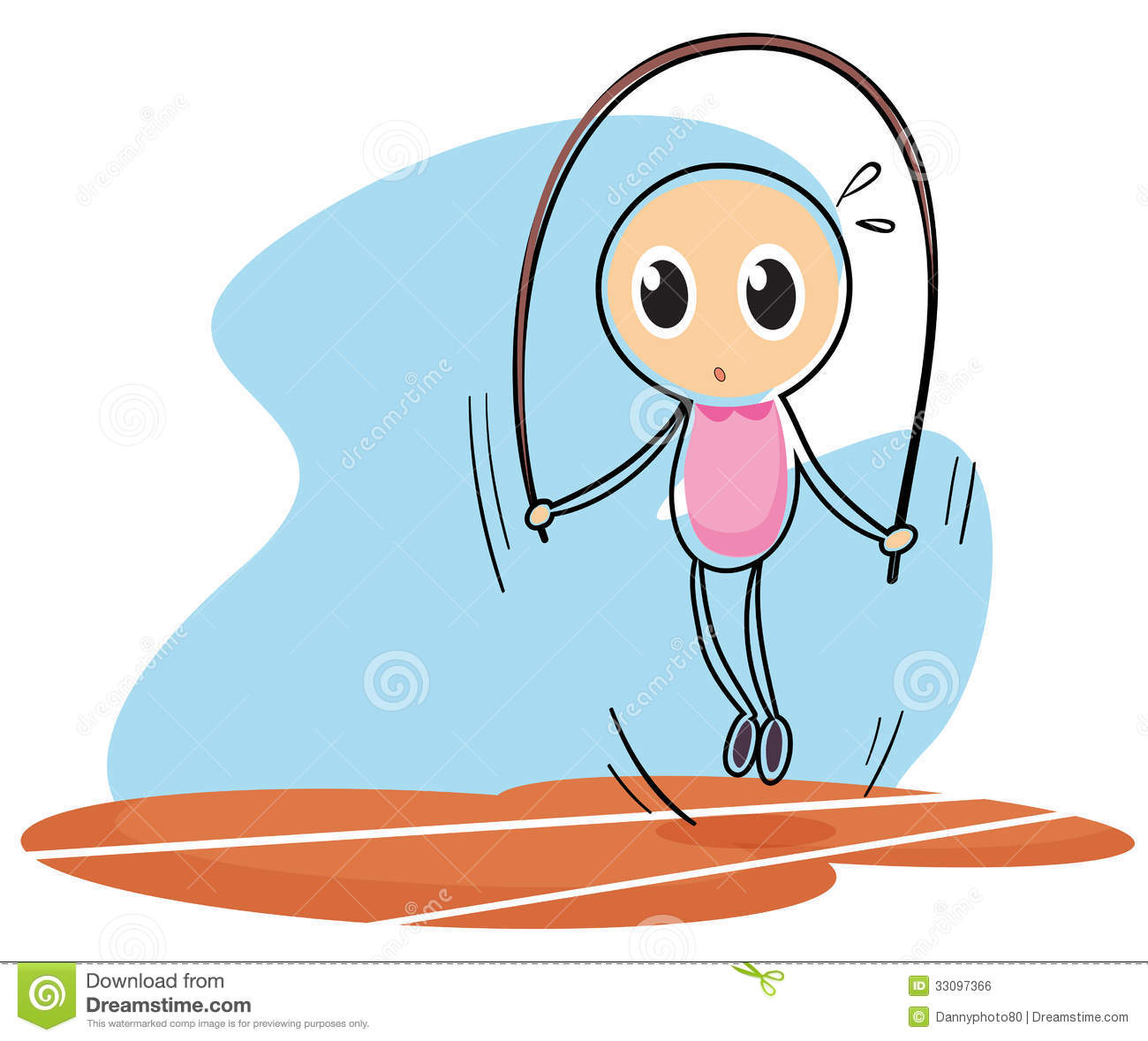 Clipart Jump Rope No Backround.