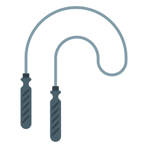 Jump rope icon.