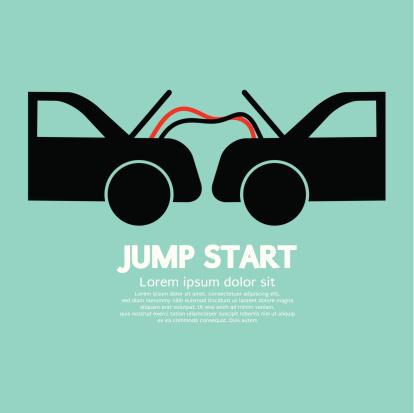 Jump Start Clip Art, Vector Images & Illustrations.