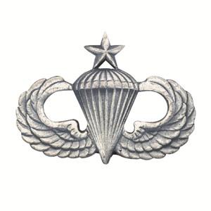 Senior Parachute Army Badge.