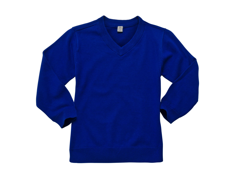 School jumper clipart.