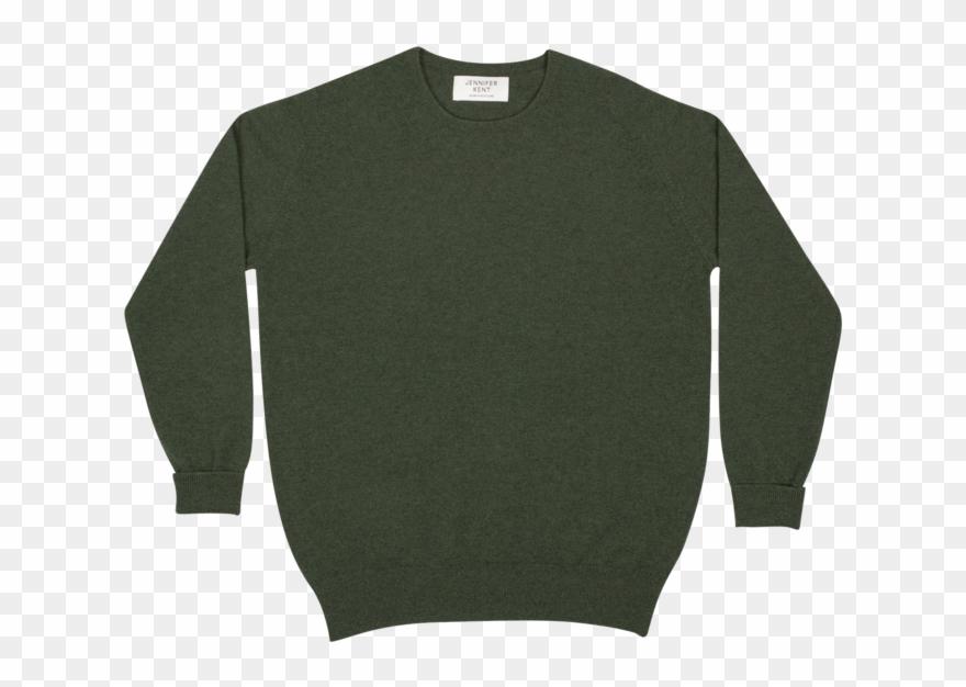 Tshirt Clipart Green Jumper.