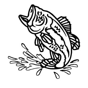 Free Bass Jumping Cliparts, Download Free Clip Art, Free.