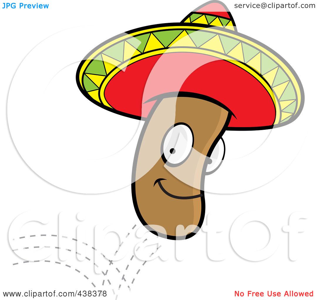 Mexican Bean Clipart.