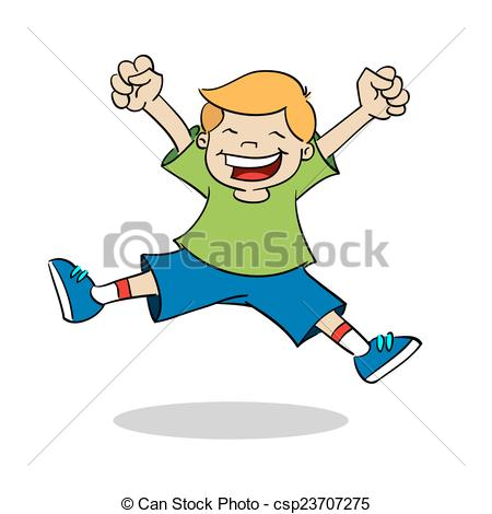 clipart jumping.