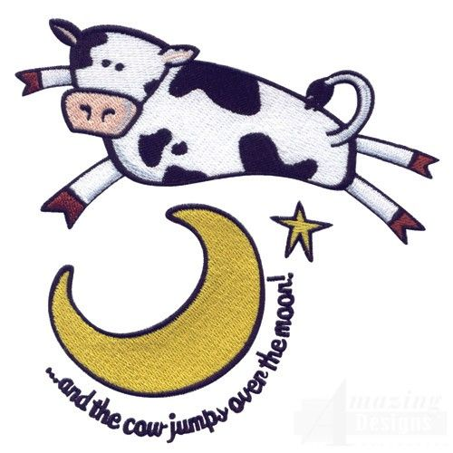 Cow Over Moon.