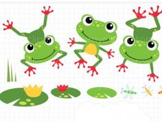 Frog Clip Art Images Jumping Frog Stock Photos Clipart Jumping.