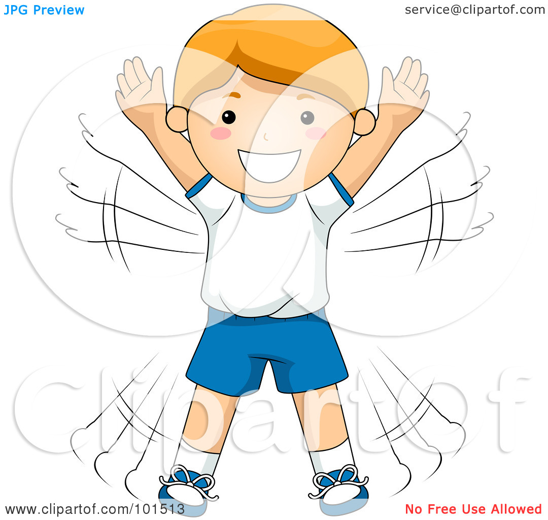 Jumping jack clipart 4 » Clipart Station.