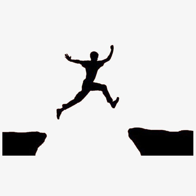 Jumping man clipart 1 » Clipart Portal.