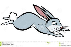 Jumping rabbit clipart 1 » Clipart Portal.