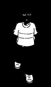 Boy Jumping Rope Clip Art at Clker.com.