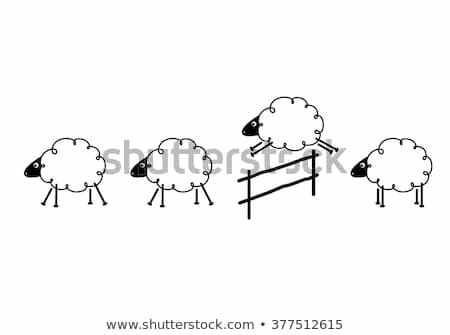 Jumping sheep clipart 1 » Clipart Portal.