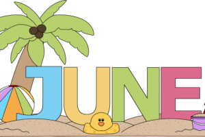June birthday clipart 2 » Clipart Station.