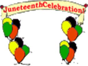 Celebrate Juneteenth!.