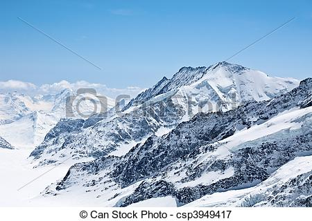 Picture of Jungfrau region.