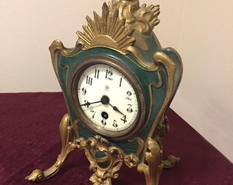 Junghans clock.