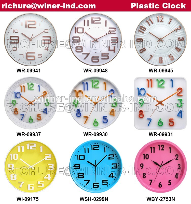Junghans Quartz Clock Movement,3d Wall Clock,Best Selling Products.
