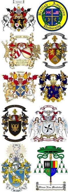 Coat of arms of Robert Offley Ashburton Milnes, 2nd Baron Houghton.