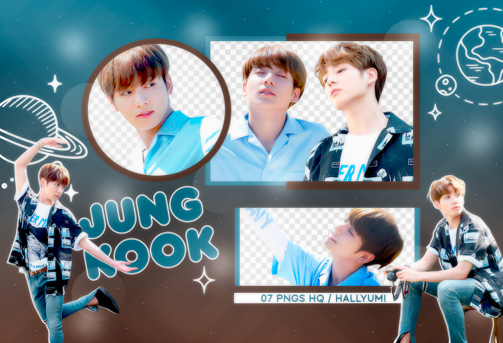 PNG PACK: JungKook #17 by Hallyumi on DeviantArt.