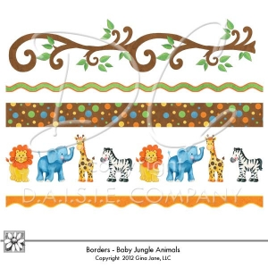 Related Keywords & Suggestions for Zoo Animals Clipart Border.