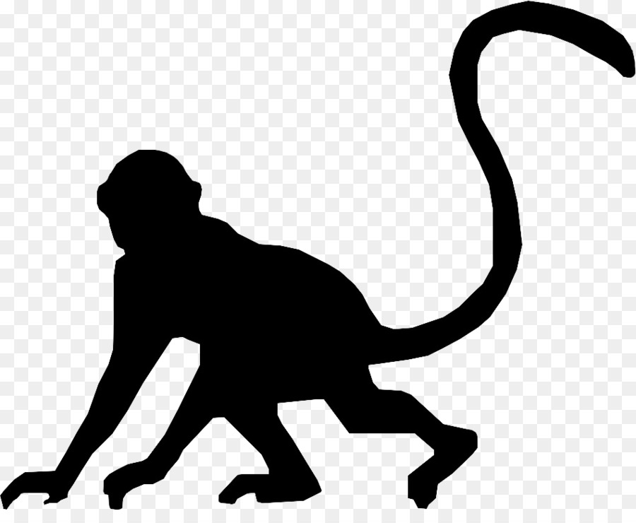 Free Jungle Animal Silhouette, Download Free Clip Art, Free.