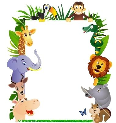 Free Zoo Border Cliparts, Download Free Clip Art, Free Clip.
