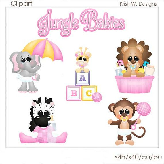 17 Best images about Kristi W Designs Baby Clipart on Pinterest.