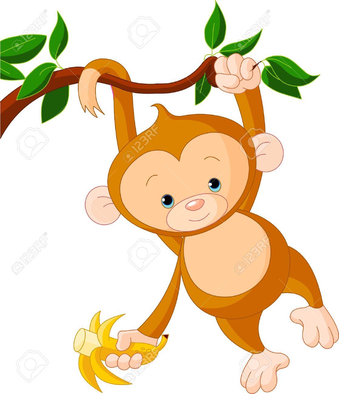 Showing post & media for Cartoon banana tree jungle.