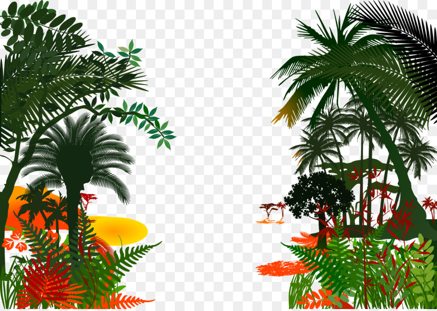 Png Jungle Background & Free Jungle Background.png Transparent.