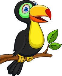 Jungle bird clipart » Clipart Portal.