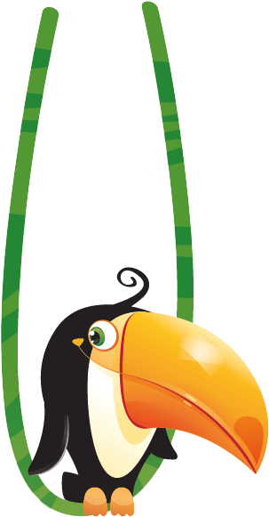 Toucan Clipart Bird Jungle.